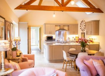 Thumbnail 3 bed barn conversion for sale in Station Road, Docking, King's Lynn