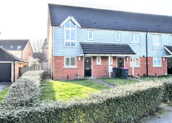 Thumbnail 2 bedroom town house for sale in Wrens Gardens, Wath-Upon-Dearne, Rotherham