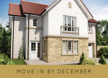 "Thumbnail 4 bed detached house for sale in ""The Cleland"" at Viewbank Avenue, Bonnyrigg"