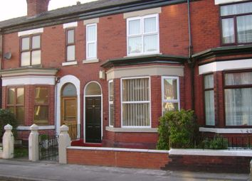 3 bed terraced house for sale in Wellington Grove, Shaw Heath, Stockport, Cheshire SK2