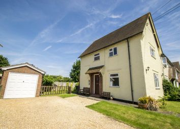 Thumbnail 3 bed end terrace house for sale in Cross Keys Road, South Stoke, Reading