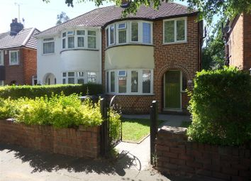 Thumbnail 3 bed semi-detached house to rent in Aldershaw Road, Yardley, Birmingham