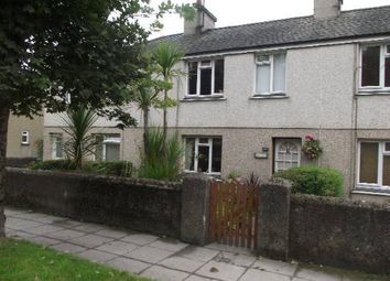 Thumbnail 3 bed terraced house for sale in Abererch Road, Pwllheli, Gwynedd