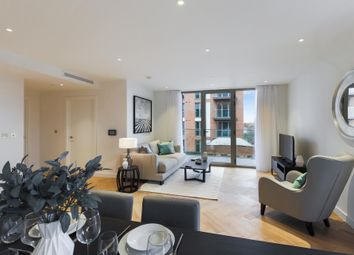 Thumbnail 2 bedroom terraced house to rent in Lessing Building, West Hampstead Square, London