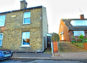 Thumbnail 2 bed semi-detached house for sale in Crib Street, Ware