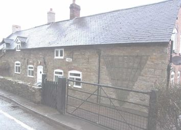 Thumbnail 3 bed semi-detached house to rent in Park Gate Cottage, Black Park, Halton, Chirk, Wrexham