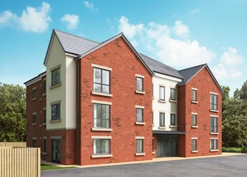 2 bed flat for sale in Aston Court, Horseshoe Way, Morpeth, Northumberland NE61