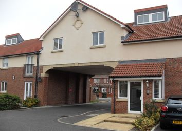 Thumbnail 2 bedroom flat for sale in Friars Rise, Whitley Bay, Tyne And Wear