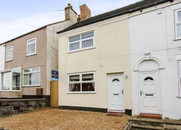 Thumbnail 2 bed terraced house for sale in North Street, Mow Cop, Stoke-On-Trent