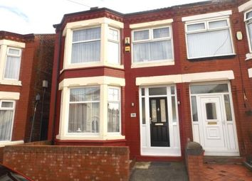 3 bed end terrace house for sale in Tatton Road, Liverpool, Merseyside L9
