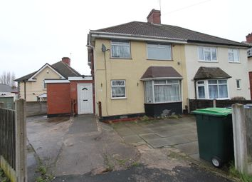 Thumbnail 3 bed semi-detached house for sale in Church Road, Smethwick
