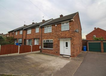 Thumbnail 3 bed semi-detached house for sale in Cavan Drive, Chaddesden, Derby