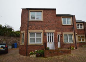 Thumbnail 1 bed terraced house for sale in Swanston Mews, Berwick Upon Tweed, Northumberland