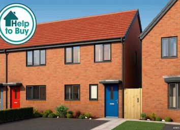 Thumbnail 3 bed semi-detached house for sale in First Avenue, Queenborough