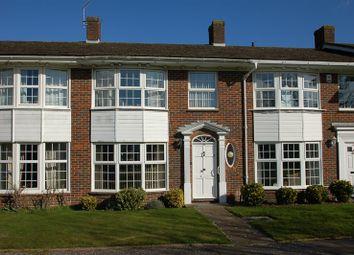 Thumbnail 3 bed terraced house for sale in Little Green, Alverstoke, Gosport
