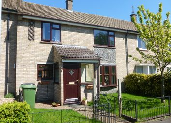 Thumbnail 3 bed terraced house to rent in Norfolk Road, Thetford