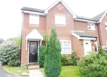Thumbnail 3 bed property to rent in Chelveston Crescent, Southampton