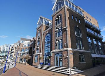 Thumbnail 2 bed flat to rent in Molasses House, Plantation Wharf, Battersea