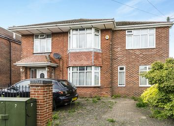Thumbnail 4 bed detached house for sale in Radstock Road, Southampton