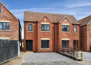 Thumbnail 3 bed semi-detached house for sale in Church Gate, Colston Bassett, Nottingham