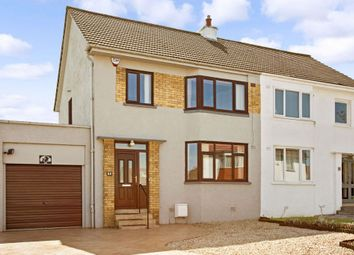 Thumbnail 3 bed semi-detached house for sale in 25 Silverknowes Brae, Edinburgh