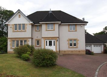 Thumbnail 5 bedroom detached house for sale in Royal Gardens, Bothwell, Glasgow