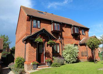 Thumbnail 3 bed semi-detached house for sale in Barton Drive, Hamble, Southampton