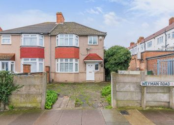 Thumbnail 4 bed property to rent in Weyman Road, Blackheath, London SE38Rs