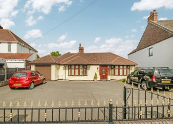 Thumbnail 2 bed detached bungalow for sale in Tamworth Road, Wood End, Atherstone