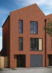 Thumbnail 3 bedroom terraced house for sale in The Ellis, Manor Parkway, Derby, Derbyshire