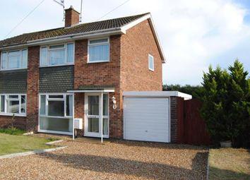Thumbnail 3 bed semi-detached house for sale in Kings Lynn, Norfolk