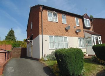 Thumbnail 2 bed semi-detached house to rent in Armada Close, Erdington, Birmingham