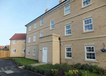 Thumbnail 1 bed flat to rent in Jubilee Crescent, Needham Market, Ipswich
