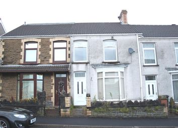 Thumbnail 3 bed terraced house for sale in Dynevor Road, Skewen, Neath