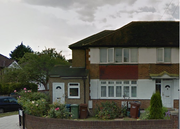 Thumbnail 3 bed flat to rent in Roxeth Green Avenue, Harrow