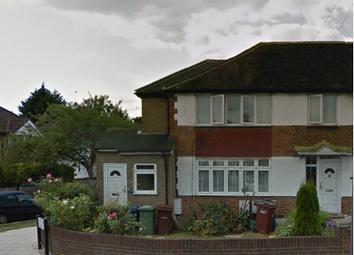 Thumbnail 3 bedroom flat to rent in Roxeth Green Avenue, Harrow