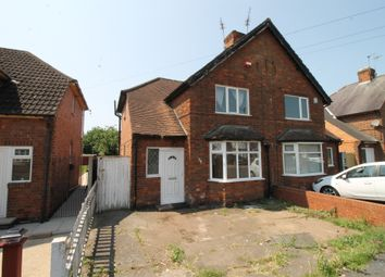 Thumbnail 3 bed semi-detached house for sale in Braunstone Close, Leicester