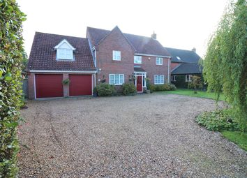 Thumbnail 5 bedroom detached house for sale in Norwich Road, Dereham