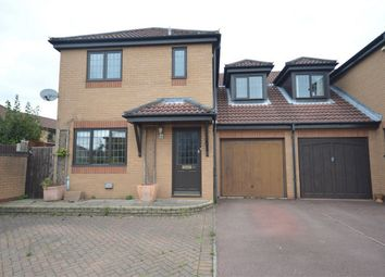 Thumbnail 3 bed link-detached house for sale in Starling Close, Aylsham, Norwich