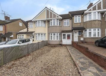 Thumbnail 3 bed terraced house to rent in Weirdale Avenue, London
