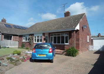 Thumbnail 3 bed detached bungalow for sale in Coney Hill, Beccles