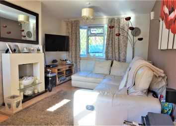 Thumbnail 3 bed terraced house for sale in Mendip Crescent, Downend