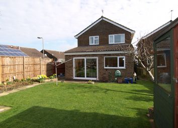 Thumbnail 4 bed detached house for sale in Shaw Close, Newport Pagnell, Buckinghamshire