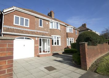 Thumbnail 4 bedroom semi-detached house for sale in Orchard Way, Ormesby, Middlesbrough