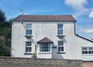 Thumbnail 4 bed detached house for sale in Ael-Y-Bryn, Caerphilly