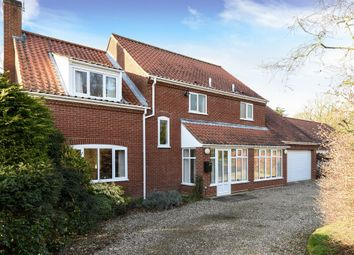 Thumbnail 4 bedroom detached house for sale in Vicarage Meadows, Dereham