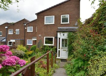 Thumbnail 3 bedroom terraced house to rent in Sunfield, Romiley, Stockport