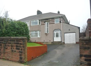 Thumbnail 4 bed semi-detached house for sale in Roby Road, Roby, Liverpool