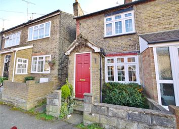 Thumbnail 2 bed end terrace house for sale in Great Eastern Road, Warley, Brentwood, Essex