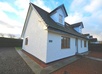Thumbnail 4 bedroom detached house for sale in Dollerie Terrace, Crieff
